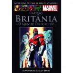Capitão Britânia - O Mundo Distorcido