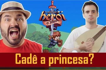 Cadê a Princesa Ft Marcos Castros