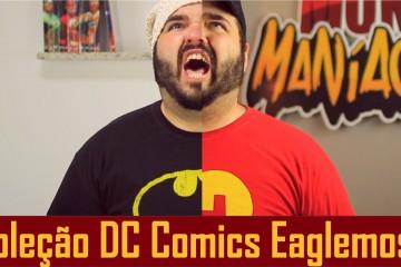 Coleção Graphic Novels DC Comics Eaglemoss
