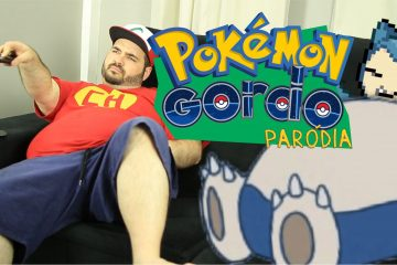 POKEMON GORDO PARÓDIA capa 2